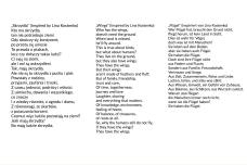 poem 3 languages
